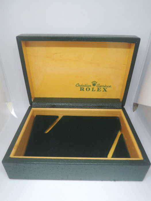 Rolex - Midsize President Datejust Box 68.00.2 For President Datejust 6827 68273 68274 68240 - Homme - 1990-1999