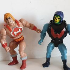Toys Mattel Masters of the Universe 80s Vintage Catawiki