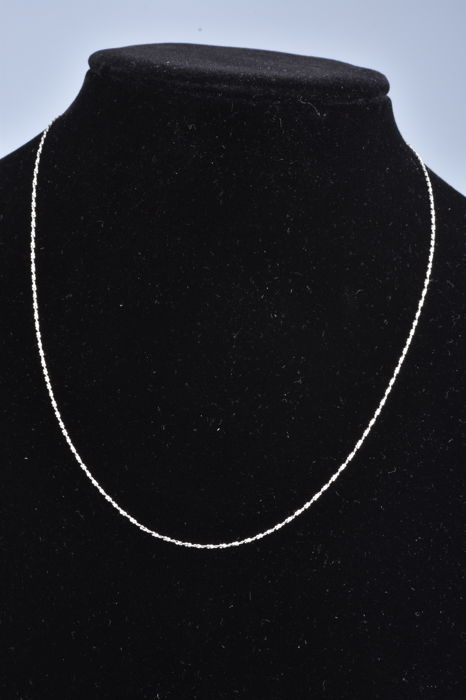 White gold - Necklace