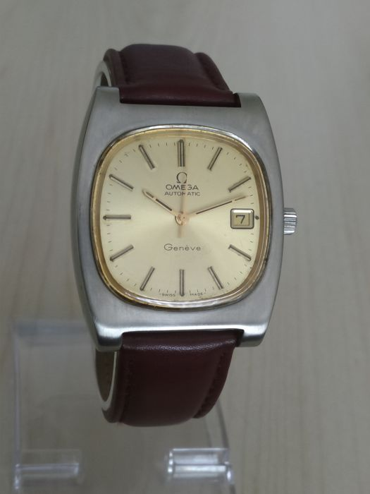 Omega - GENEVE Automatic - 166 0191, 366 0835 - Homme - 1970-1979