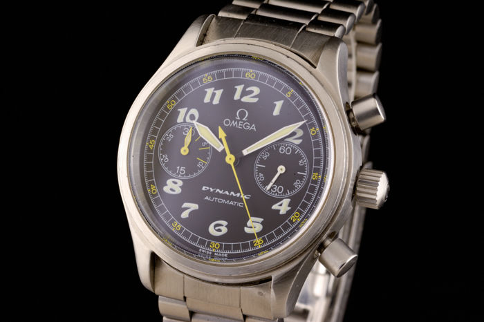 Omega - Dynamic Chronograph Automatic - 52905007 - Homme - 1990-1999