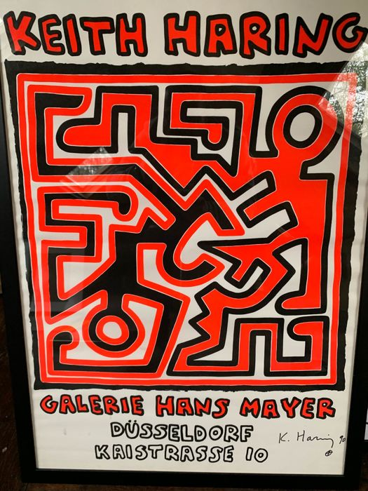 Keith Haring - Galerie Hans Mayer