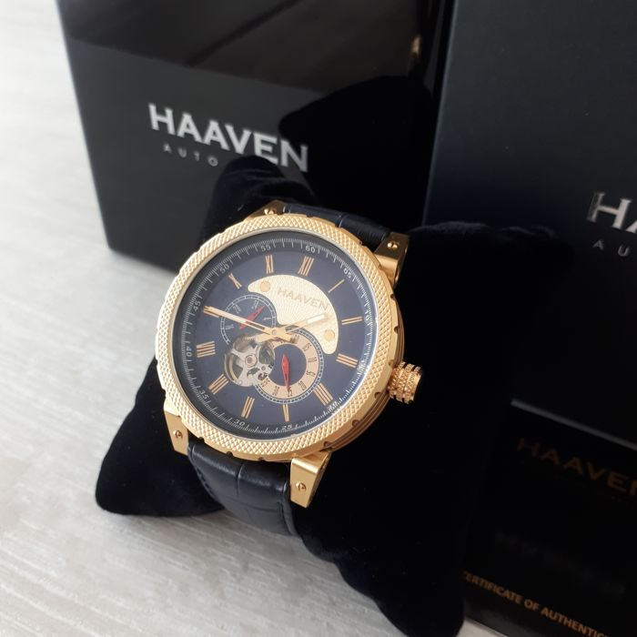 """Haaven Automatic - 9309-03 - New - Complete set - """"NO RESERVE PRICE""""  - Heren - 2011-heden"""