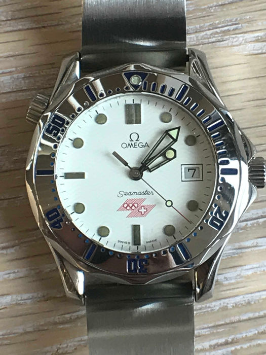 Omega - Seamaster Olympic Limited Edition - Men - 1990-1999