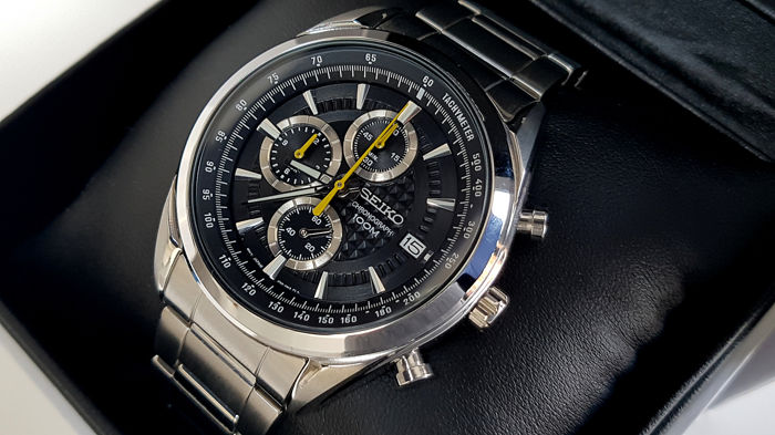 Seiko -  IAAF World Athletics Championships Watch - Limited Edition to 750  - Hombre - 2011 - actualidad