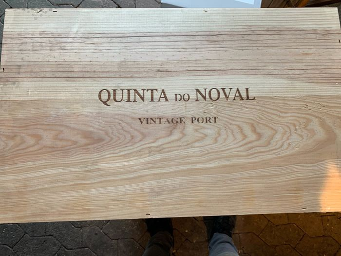 2000 Quinta Do Noval Vintage Port - 6 Bottles (0.75L)
