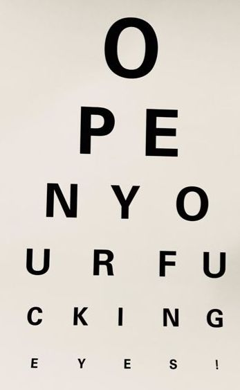 Alex Bucklee - Eye Test
