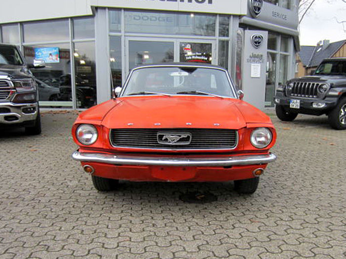 Ford - Mustang Coupe 200CI - 1966