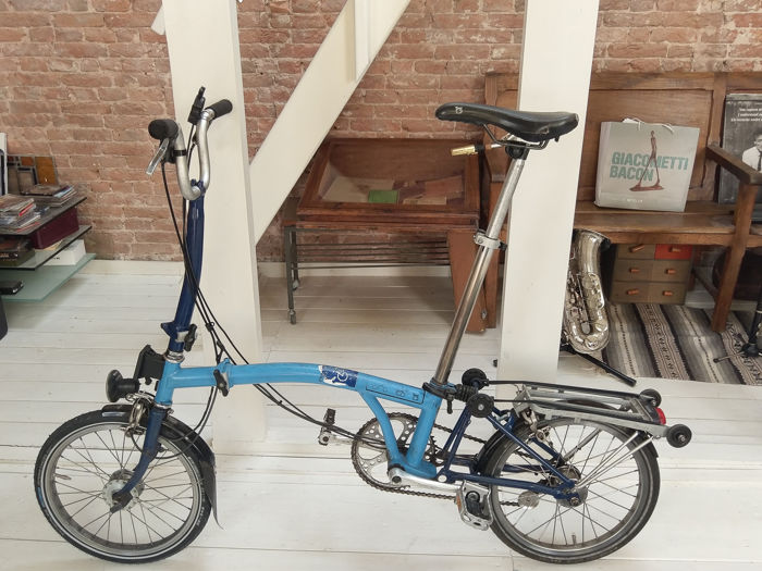 Brompton Bicycle - Vouwfiets - 2014