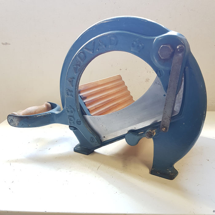 Raadvad No. 294 - Long Version - Bread Slicer / Cutting Machine - Mid-Century Modern - for sale