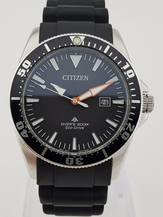 """Citizen - Promaster Eco-Drive Divers 200m """"NO RESERVE PRICE"""" - Heren - 2011-heden"""
