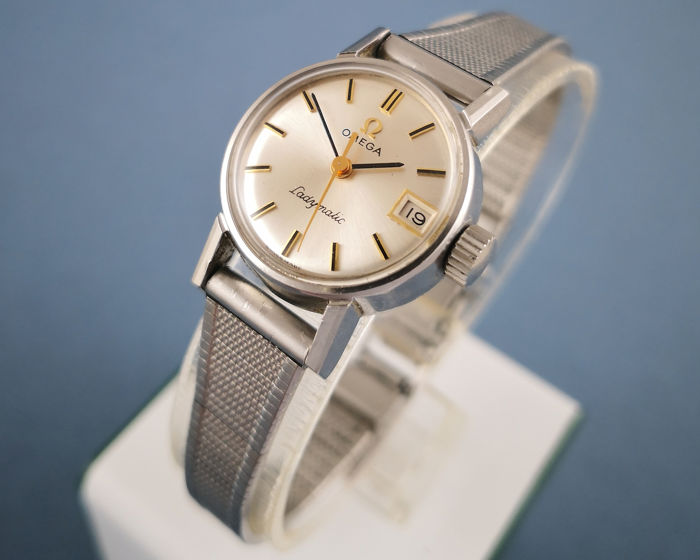 "Omega - ""NO RESERVE PRICE"" Ladymatic (Cal. 681)  - Ref. 562.005  - Dames - 1965"
