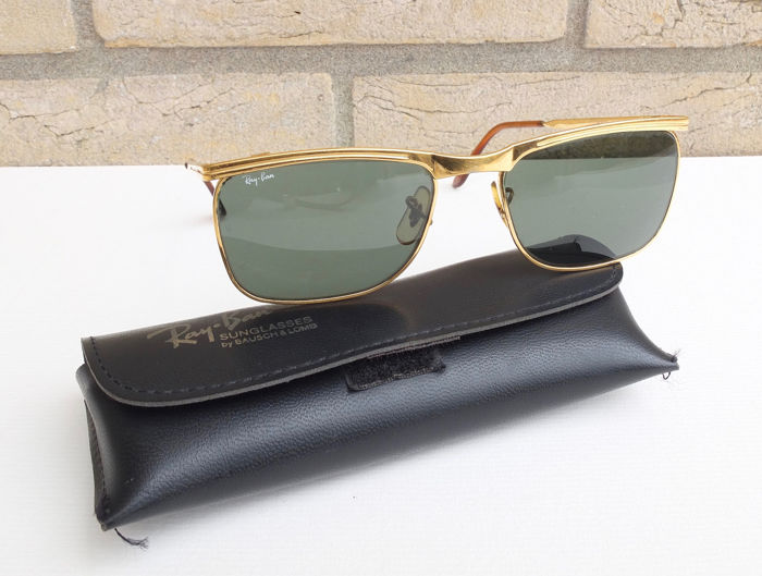 Ray Ban - Bausch & Lomb - Signet DLX Zonnebril