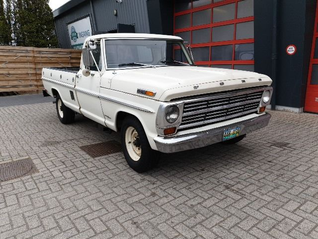 Ford - Pick up | NO RESERVE !! - 1968