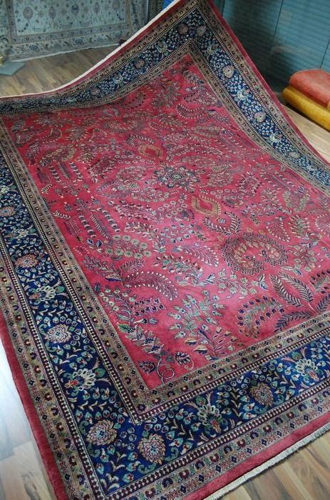 Sarough - Carpet - 360 cm - 240 cm
