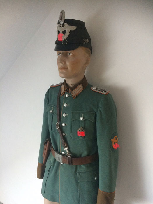 Germany - Police Corps - Uniform - 1942