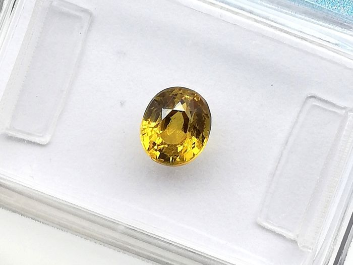 Granate Andradita - Grossular  - 0.80 ct
