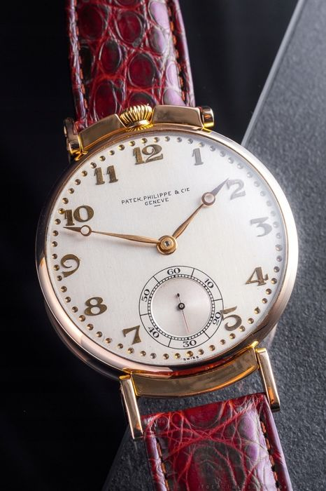 Patek Philippe -  marriage watch  - Hombre - 1886