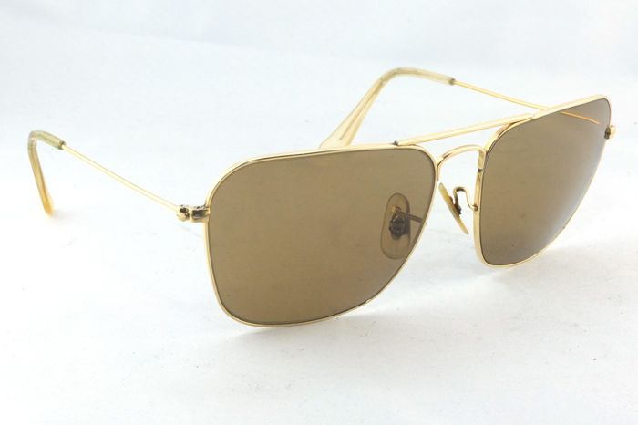 Bausch & Lomb U.S.A Vintage Ray Ban BL Bauch & Lomb 1 30