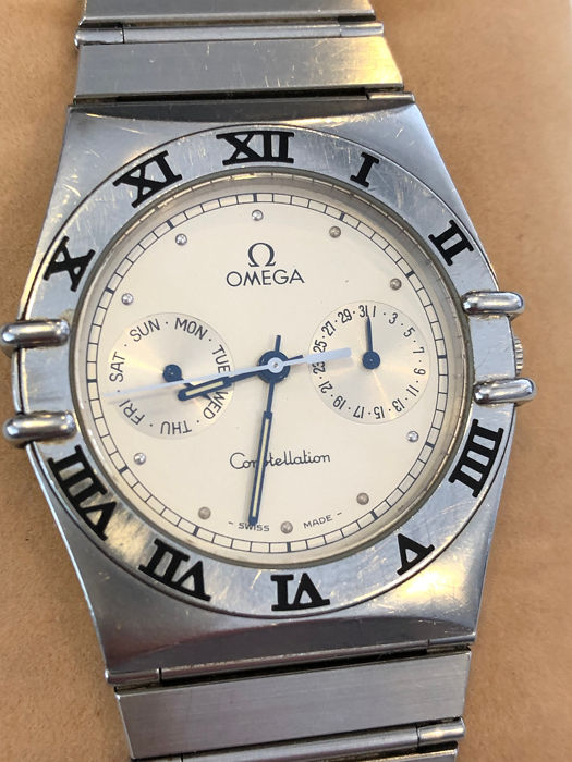 Omega - Constellation Day Date  - 198.0142 - Hombre - 1990-1999