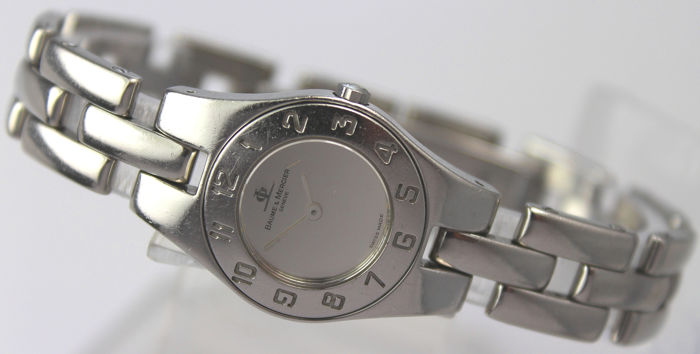 Baume & Mercier - 'NO RESERVE PRICE'  - Swiss Made  - Dames - 1990-1999