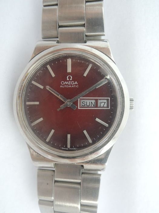 Omega - Seamaster 166 0174 Day Date - Hombre - 1980-1989