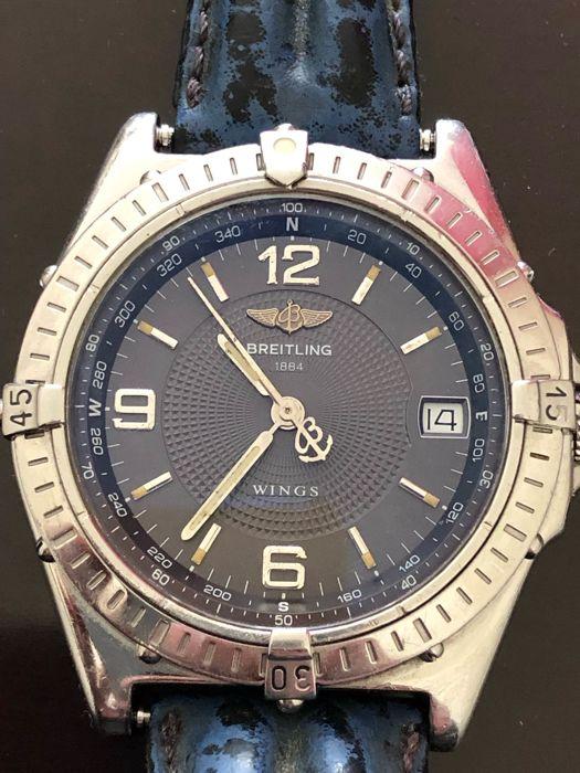 Breitling - Wings - A10050 - Unisex - 2000 - 2010