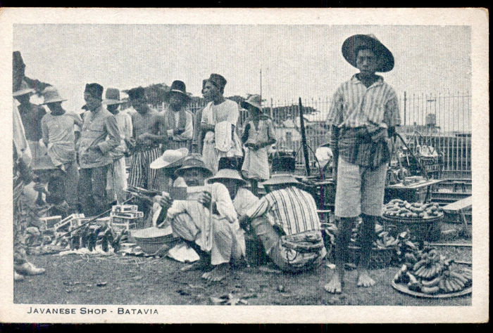 Indonesia, Netherlands - Dutch East Indies, Europe - Postcards (Collection of 61) - 1900-1915
