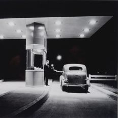 """Unknown/Bettmann Archive - 'Entrance to Pennsylvania """"Dream Highway""""', 1940"""