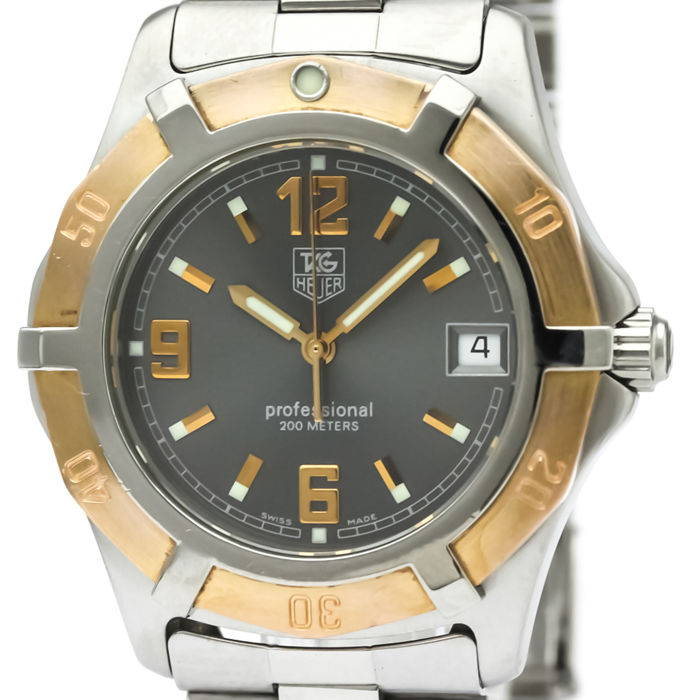 Tag Heuer - 2000 Series - WN1151 - Hombre - .