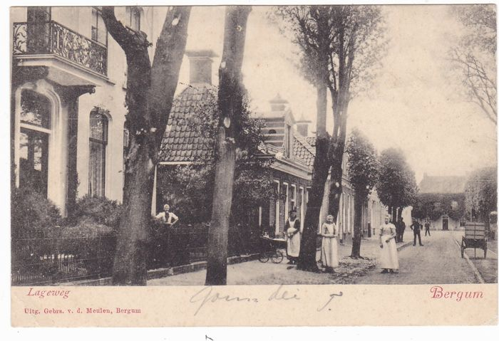 Netherlands - Friesland - Postcards (Collection of 86) - 1900-1970