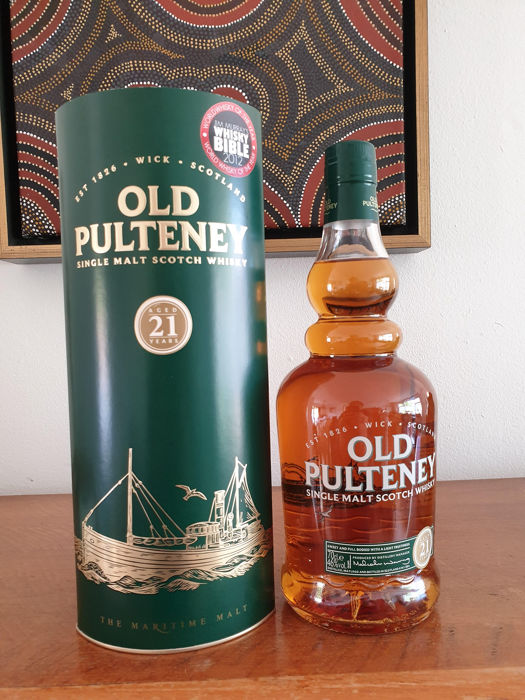 Pulteney 21 years old - 0.7 L