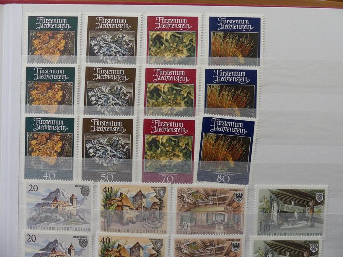 Europe - MNH batch with stamps, series and complete sheets of various  countries - Catawiki