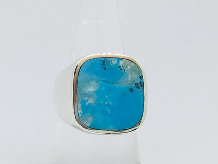 925 Silver - Ring Turquoise