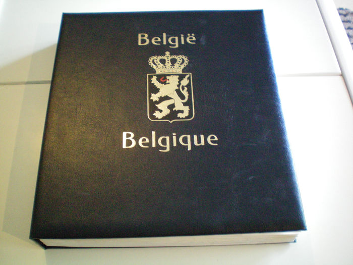 België 1986/2000 - Collection of stamps, blocks and booklets