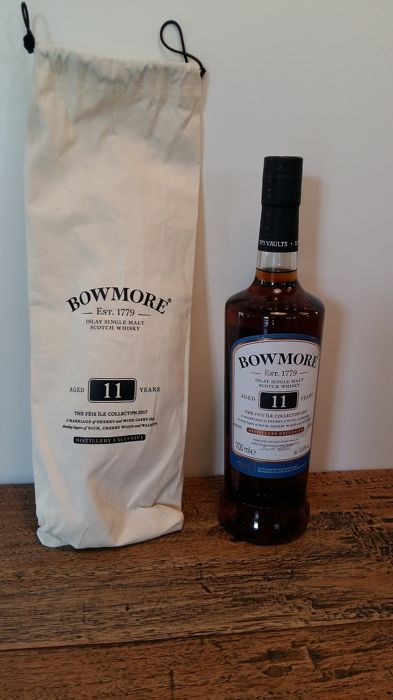 Bowmore 2005 11 years old Feis Ile 2017 - Official bottling - 700ml