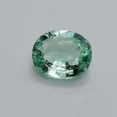 Turmalin Paraiba, - 0.86 ct