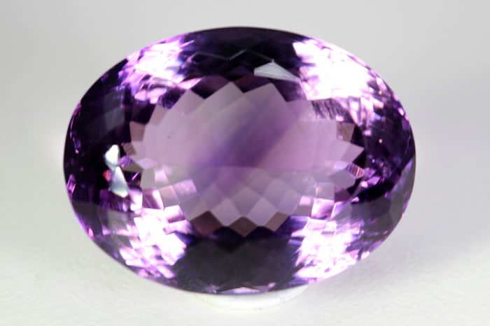 No Reserve Price - Amethyst - 40.61 ct