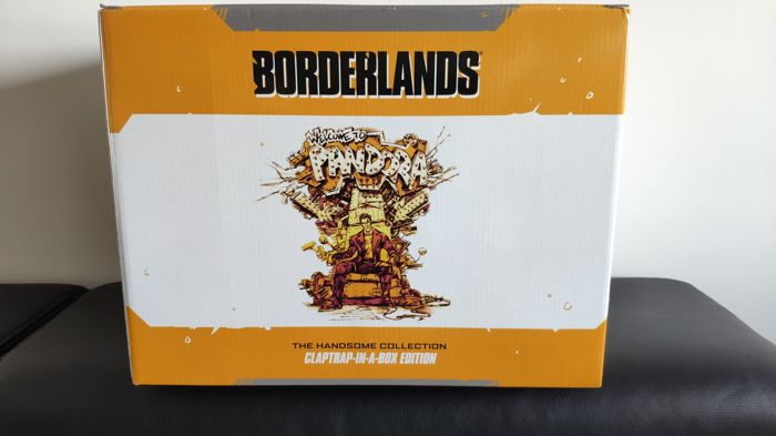 PlayStation 4 - Borderlands The Handsome Collection (1) - In original box