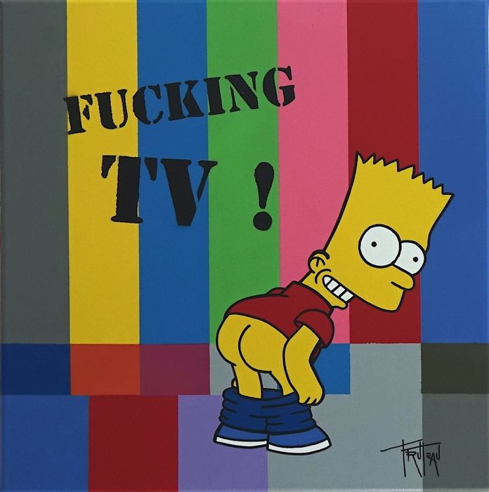 Truteau - Fucking TV!