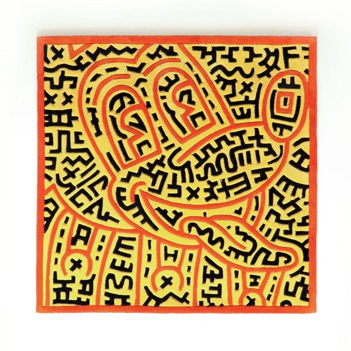 Keith Haring - Untitled 3