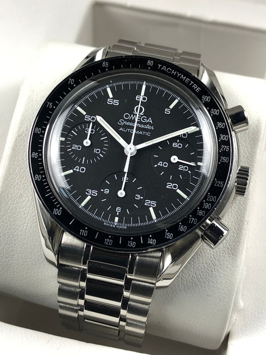 Omega - Speedmaster Reduced Chronograph Automatic - 3510.50.00 - Herren - 2000-2010