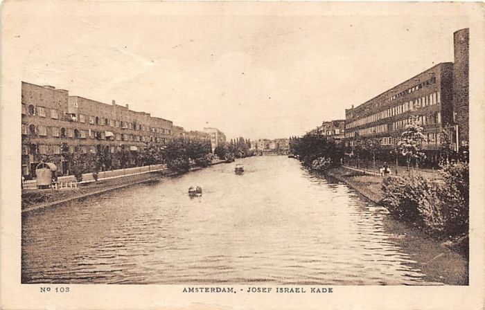 Amsterdam - Postcards (Collection of 96) - 1900-1960