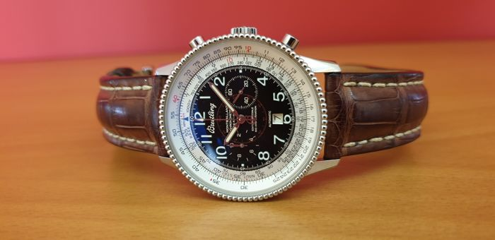 "Breitling - Montbrillant Limited Ed. ""100 Anns D'Aviation 1903-2003"" - RefA35330 - Unisex - 2000-2010"