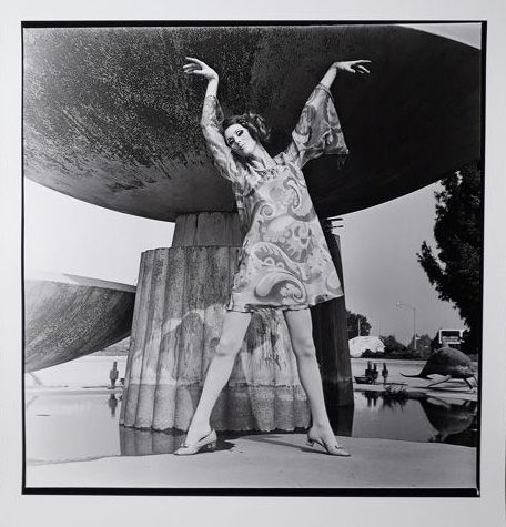 Rolland Hendrickson (1923-2014) - Untitled fashion image #1, Newport Beach, California, c.1965