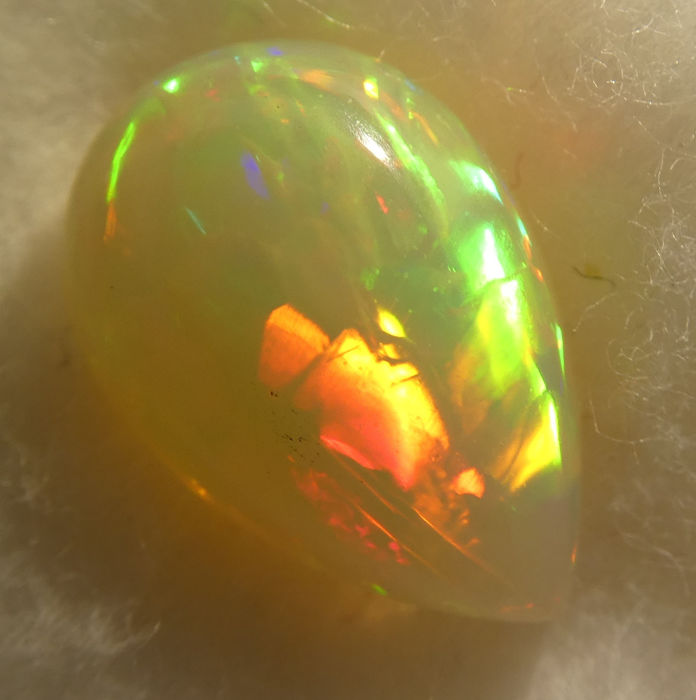 Opal - No Reserve Price - 3.30 ct