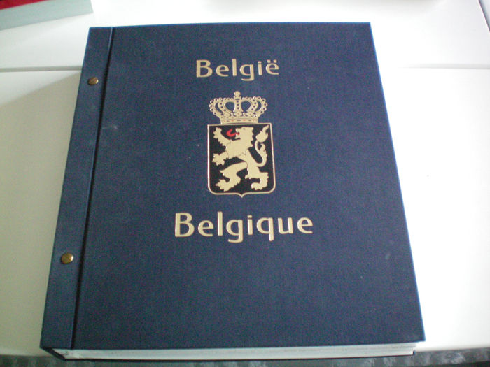 België 1963/1986 - Collection of stamps, blocks and booklets