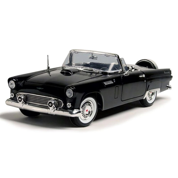 Motormax - 1:18 - Ford Thunderbird 1956 - Premium Die-Cast Collection