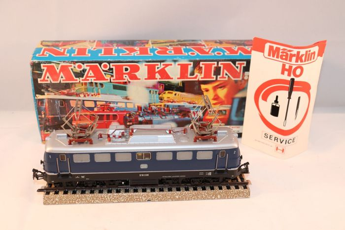 Märklin H0 - 3039 - Electric locomotive - E-10 - DB