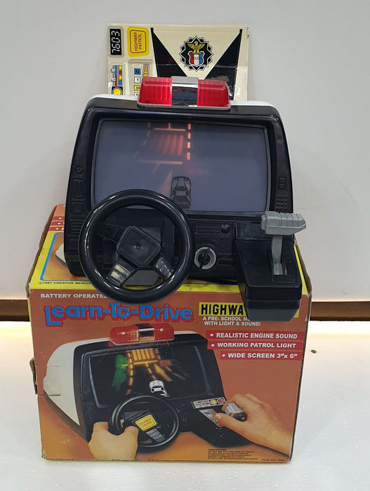 1 Creattive merchandise - Highway - Video games (1) - In original box